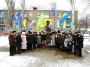 Святкування річниці народження Тараса Шевченка у Верхньодніпровську